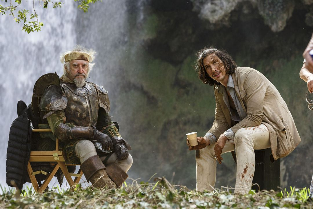 L'Homme qui tua Don Quichotte : Photo Adam Driver, Jonathan Pryce