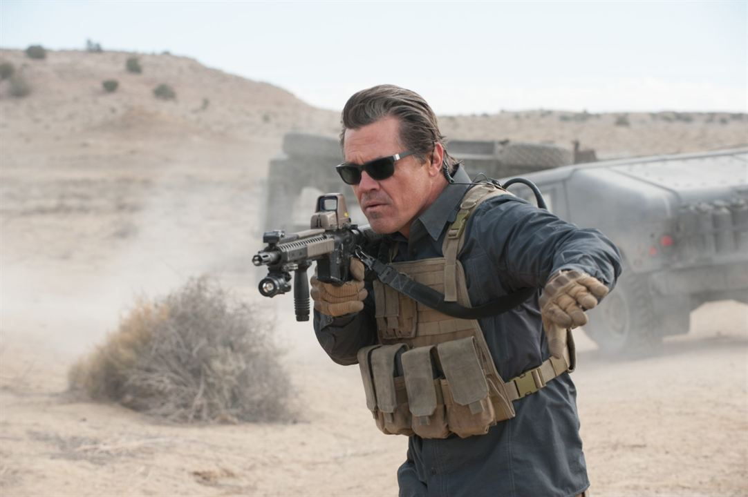 Sicario La Guerre des Cartels : Photo Josh Brolin