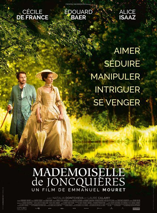 Mademoiselle de Joncquières : Affiche