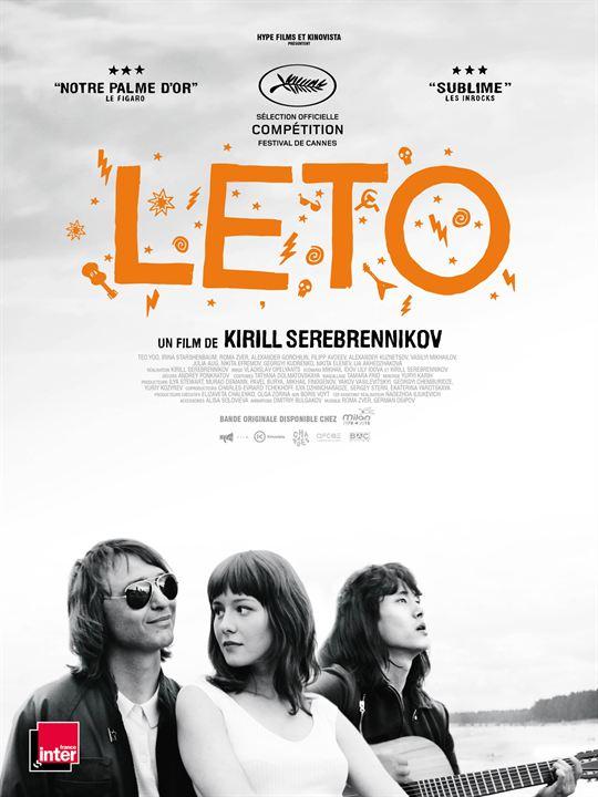 Leto : Affiche