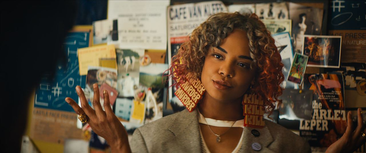 Sorry To Bother You : Photo Tessa Thompson