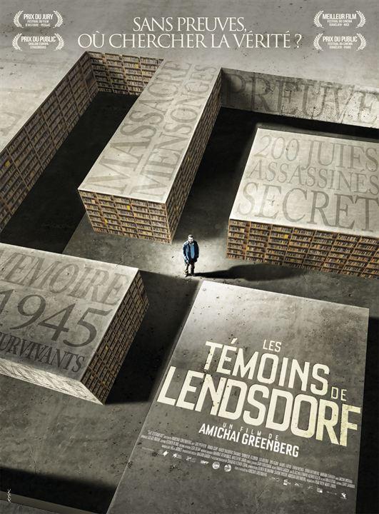 Les Témoins de Lendsdorf : Affiche