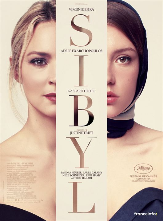 Sibyl : Affiche