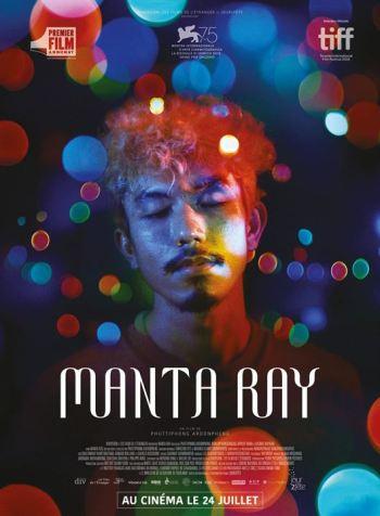 Manta Ray : Affiche