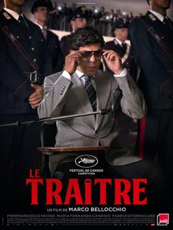Le Traître : Affiche