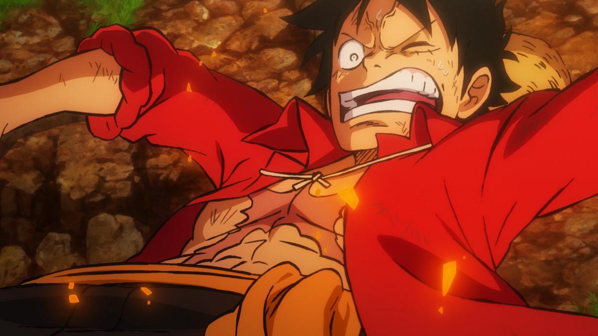 One Piece: Stampede : Photo