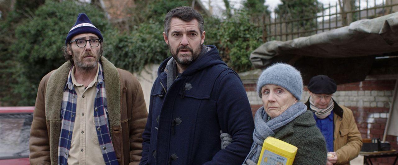 Mine de rien : Photo Arnaud Ducret, Hélène Vincent, Philippe Rebbot