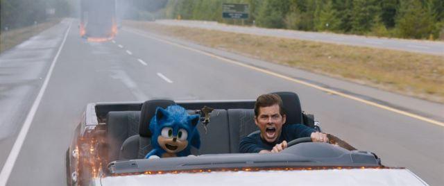 Sonic le film : Photo James Marsden