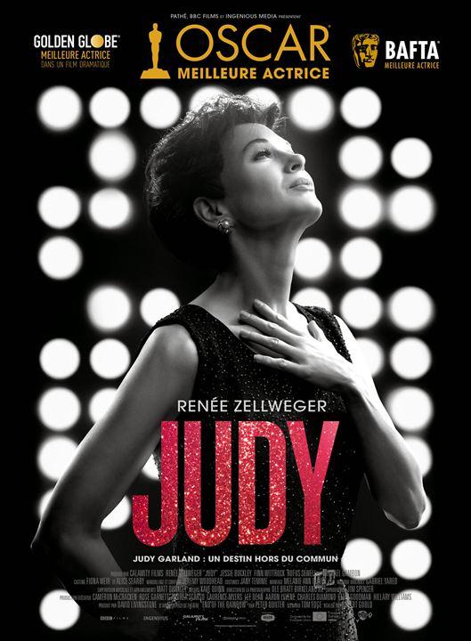 Judy : Affiche