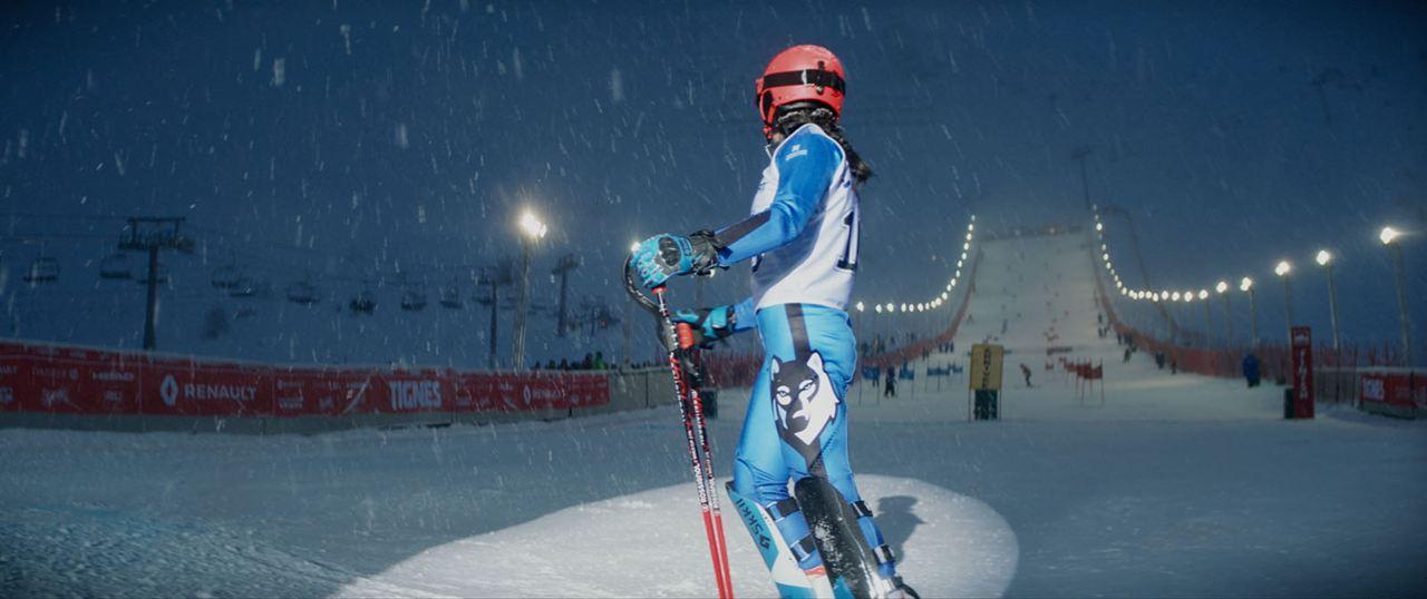 Slalom : Photo Noée Abita