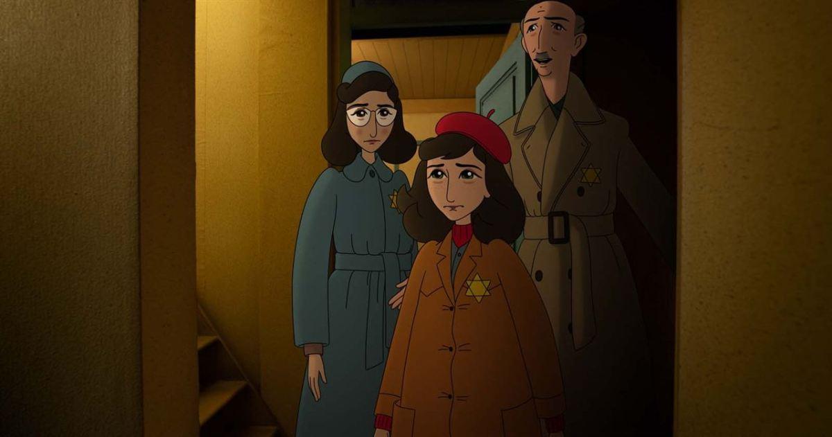 Où est Anne Frank !