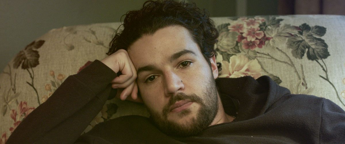James White (Christopher Abbott)