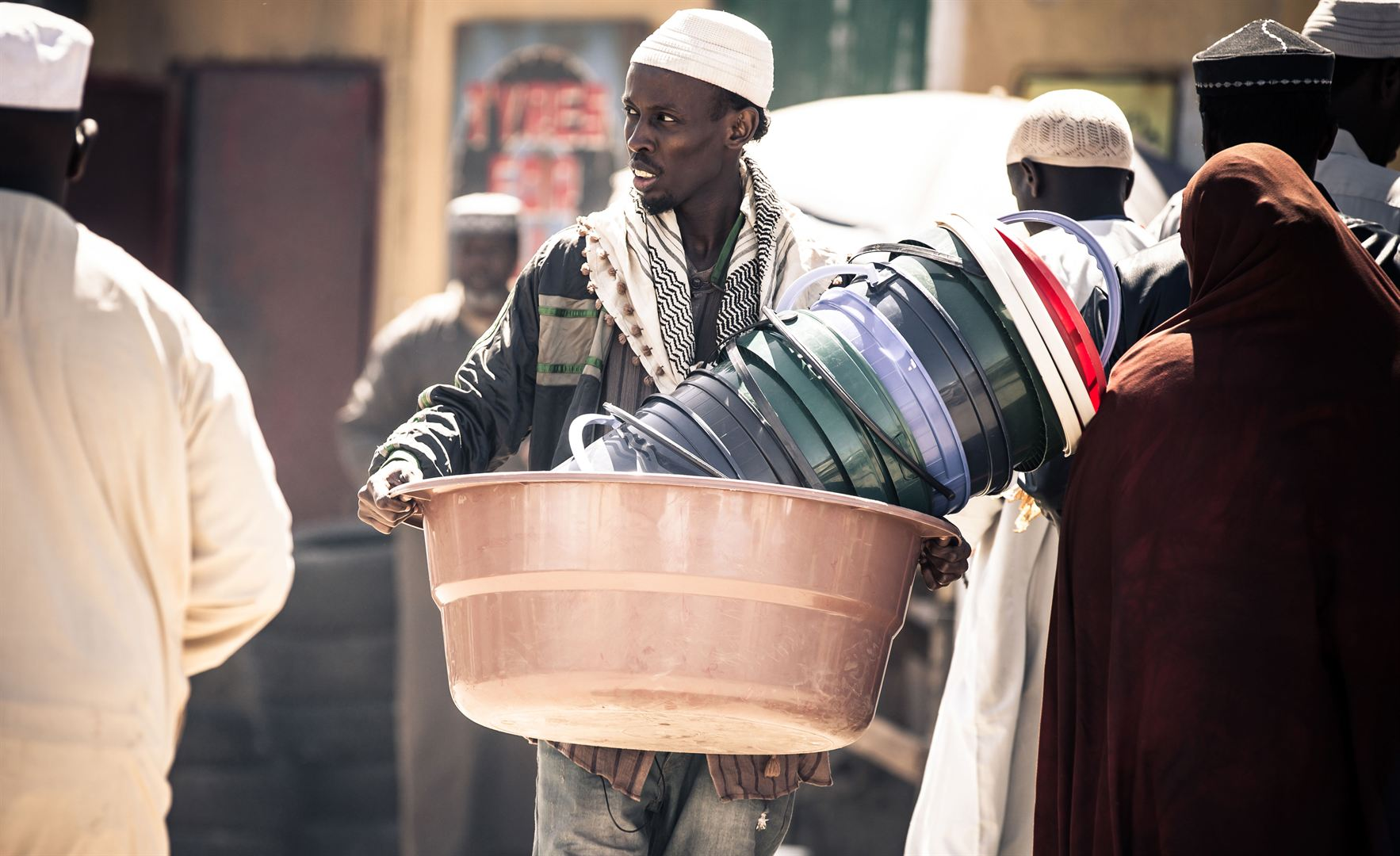 Jama Farah (Barkhad Abdi)