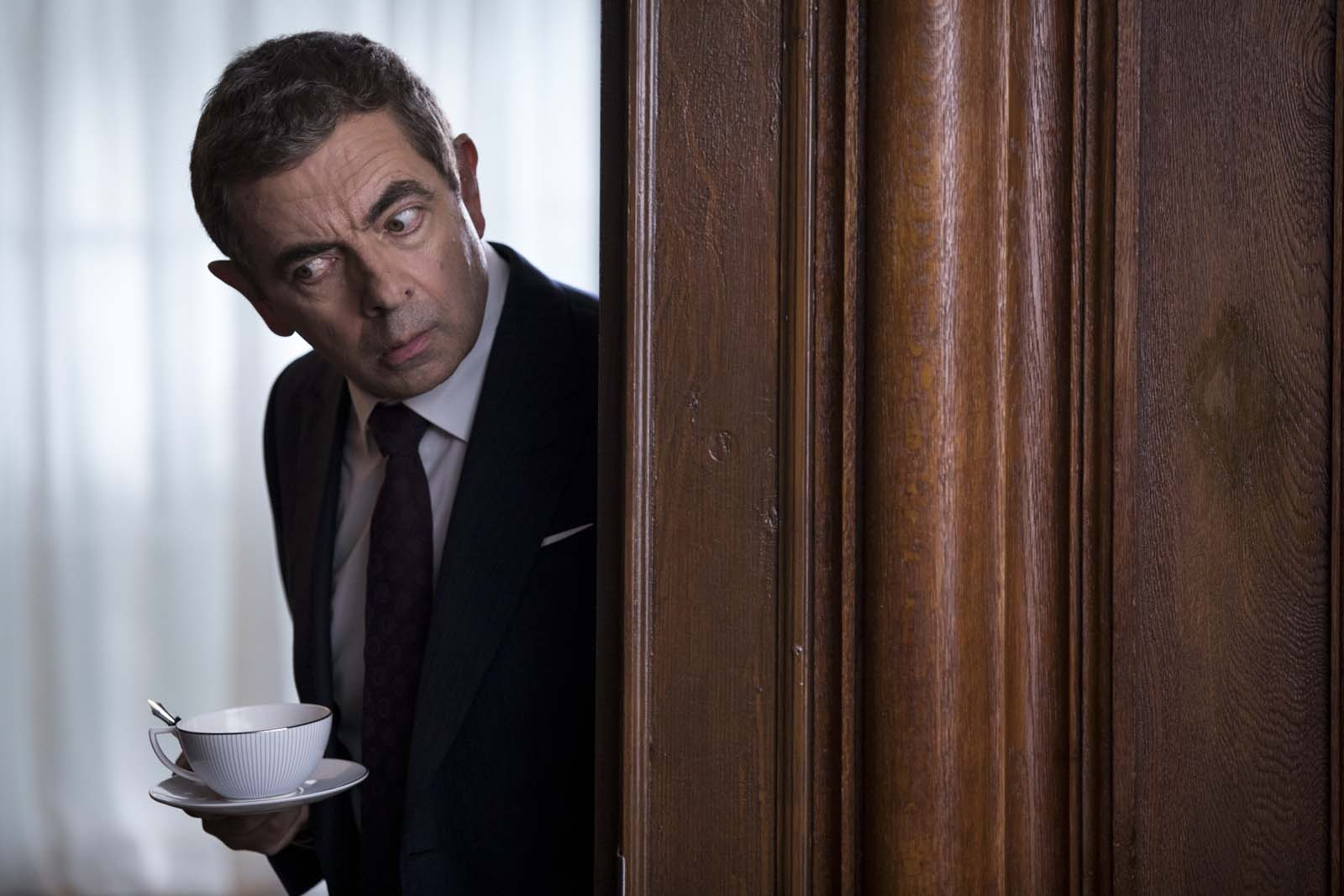 Johnny English contre-attaque : Photo Rowan Atkinson