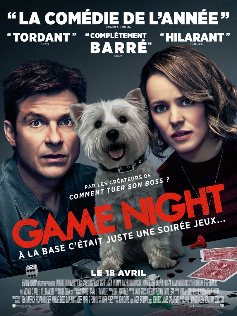 Game Night Français HDRiP
