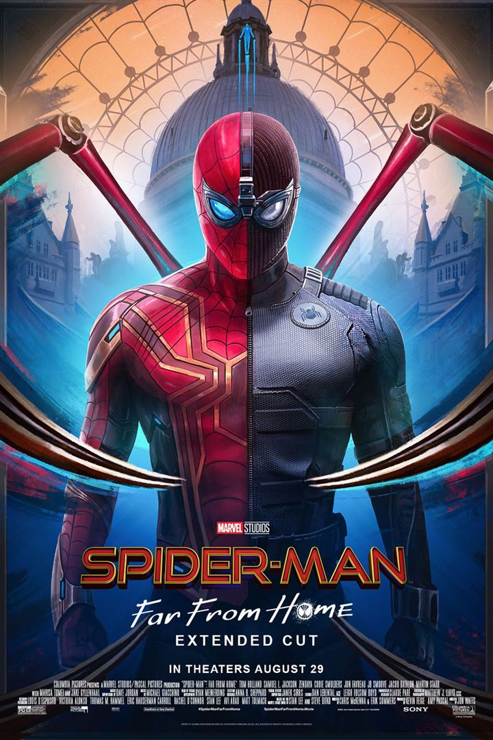 Spiderman Far From Home Streaming : spiderman, streaming, REGARDER]]~, Spider-Man:, (2019), Streaming, Gratuit, VOSTFR:, Home: