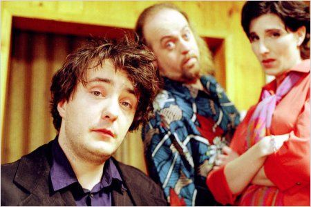 Black Books : Photo Bill Bailey (II), Dylan Moran, Tamsin Greig