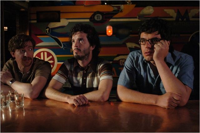 Flight of the Conchords : Photo Bret McKenzie, Jemaine Clement, Rhys Darby