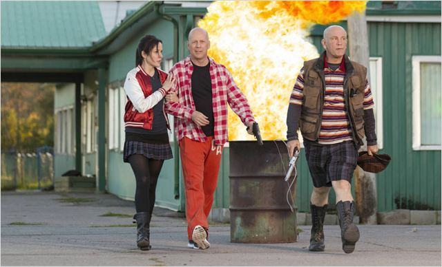 Red 2 : Photo Bruce Willis, John Malkovich, Mary-Louise Parker