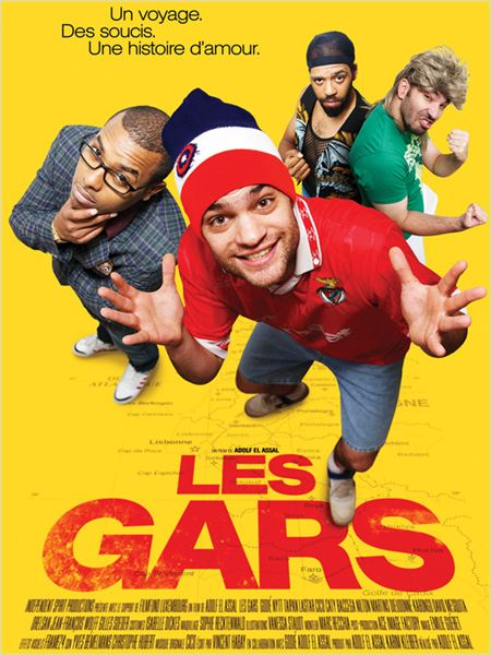 Les Gars [BDRip] [MULTI]
