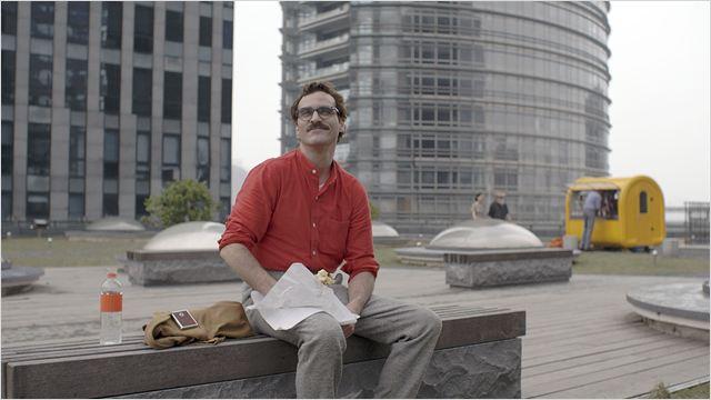 Her : Photo Joaquin Phoenix