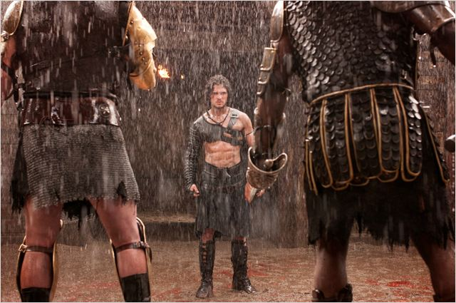 Sexy Jon Snow Kit Harington gladiator Pompeii