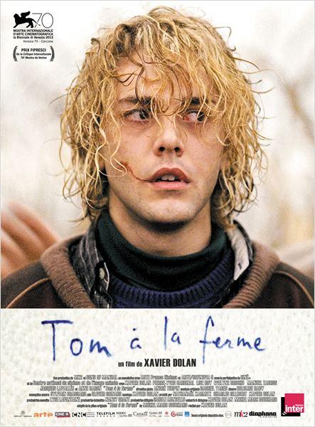 Tom à la ferme : Affiche