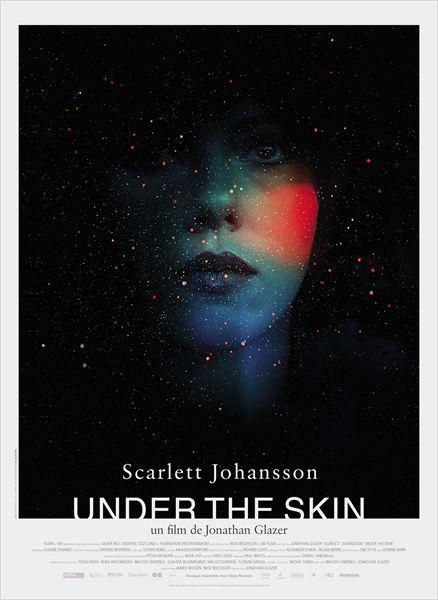 Under the Skin : Affiche