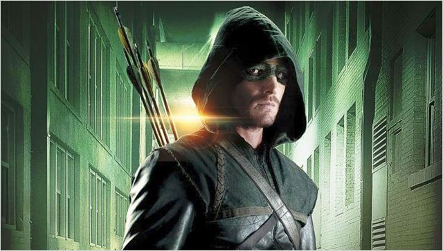 Photo Stephen Amell