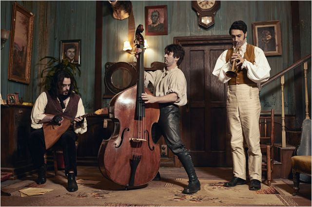 Vampires en toute intimité : Photo Jemaine Clement, Jonathan Brugh, Taika Waititi
