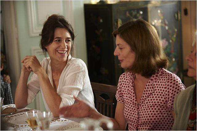 3 coeurs : Photo Charlotte Gainsbourg, Chiara Mastroianni