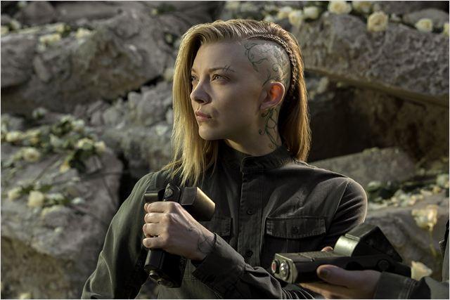 Hunger Games - La Révolte : Partie 1 : Photo Natalie Dormer