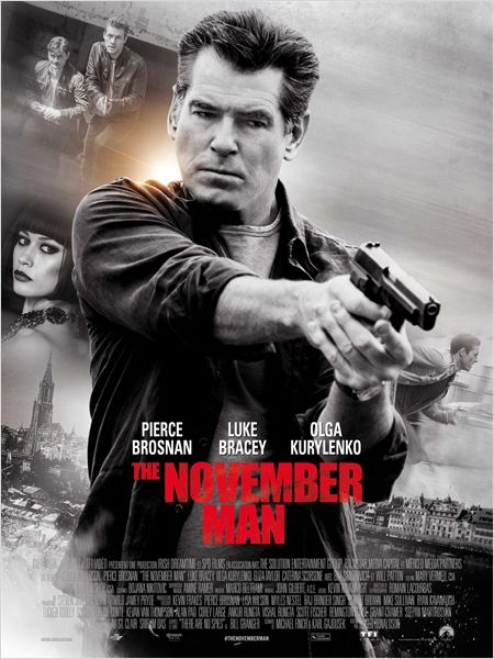 The November Man [DVDRiP] [MULTI]