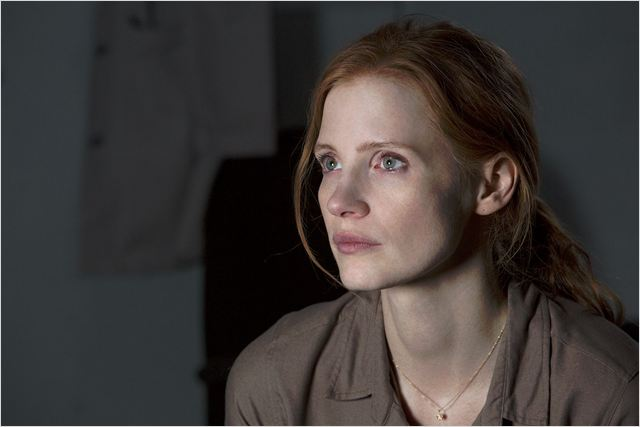 Interstellar : Photo Jessica Chastain