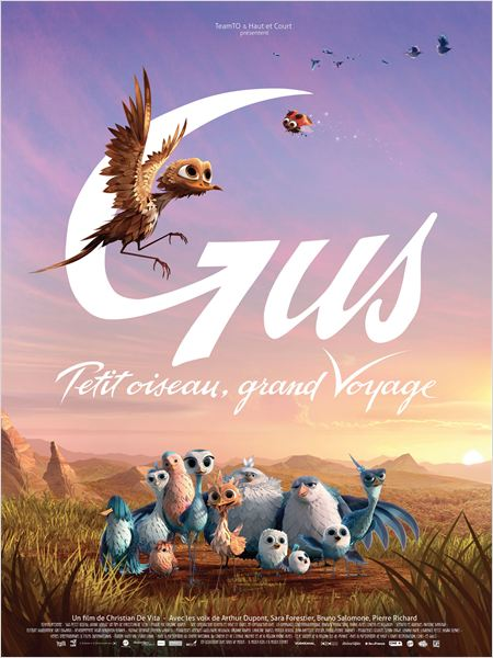Gus petit oiseau, grand voyage [Blu-Ray 720p] [MULTI]