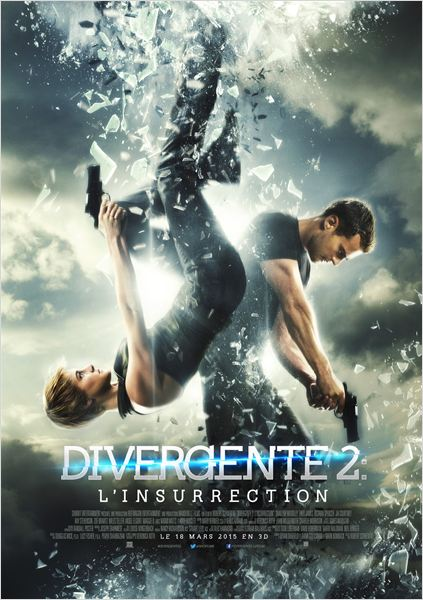 Divergente 2 : l'insurrection [HDRip] [VOSTFR]