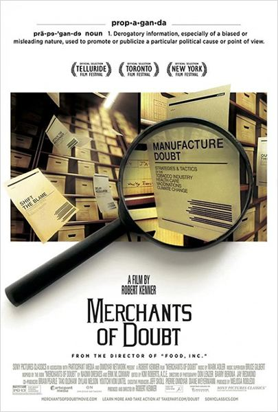 Merchants of Doubt [BRRiP] [VOSTFR]