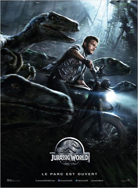 Jurassic World [Blu-Ray 720p] [TrueFrench]