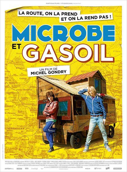 Microbe et Gasoil : Affiche