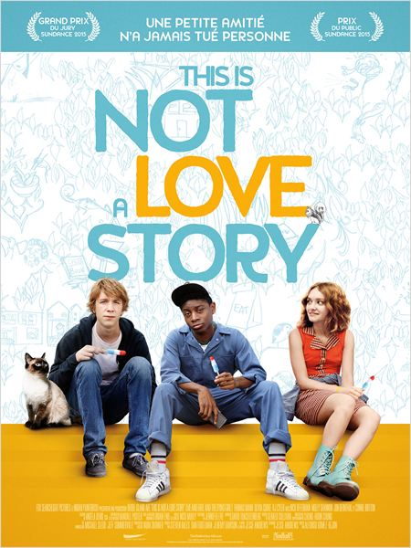 This is not a love story : Affiche