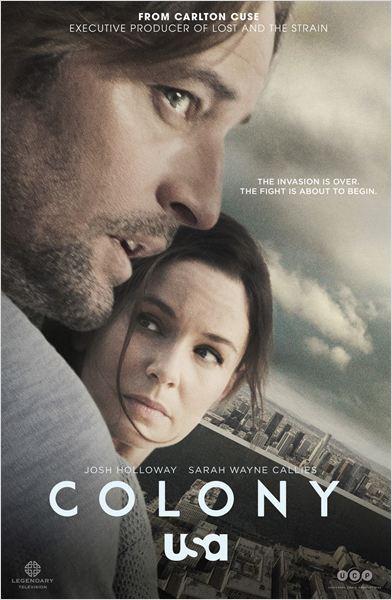 Challenge séries : Colony