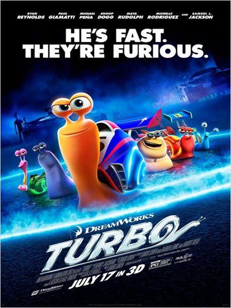 Turbo : Affiche