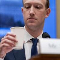 Les demi-vérités de Mark Zuckerberg face au Congrès américain