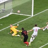 Mondial-2018: France-Croatie en finale, 20 ans après le sacre des Bleus