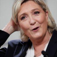 Marine Le Pen a une explication toute simple à son silence des dernières semaines