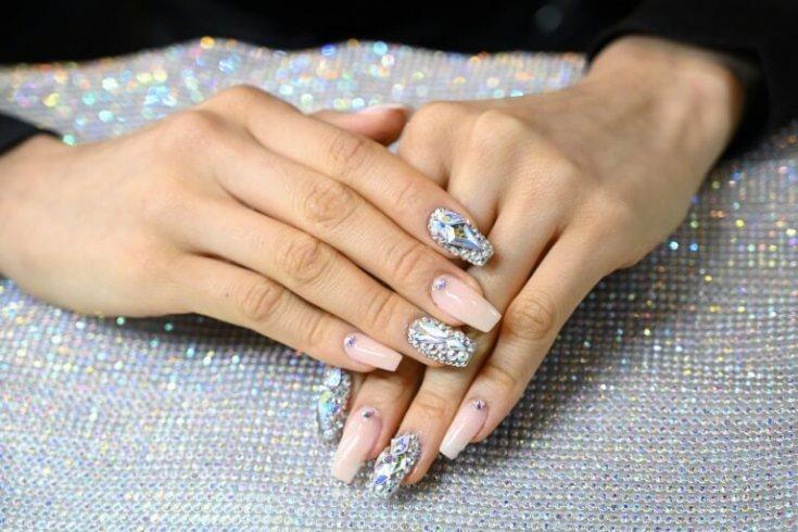 Les mains de Paula Galindo