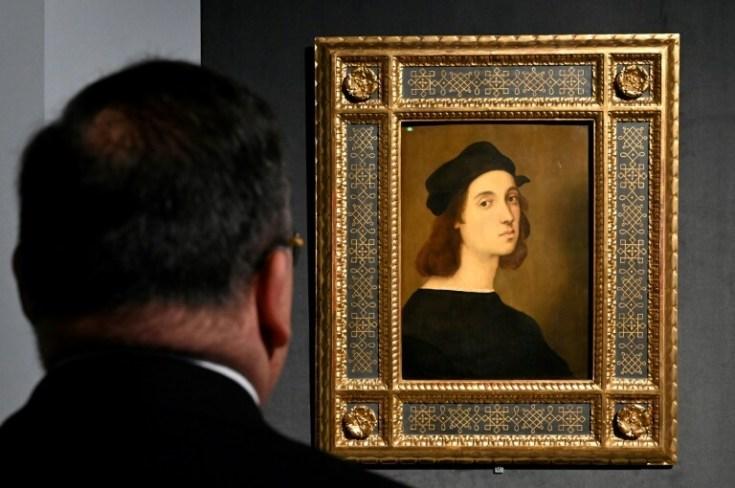 Autoportrait de Raphaël