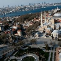 Erdogan rend à Sainte-Sophie son statut de mosquée
