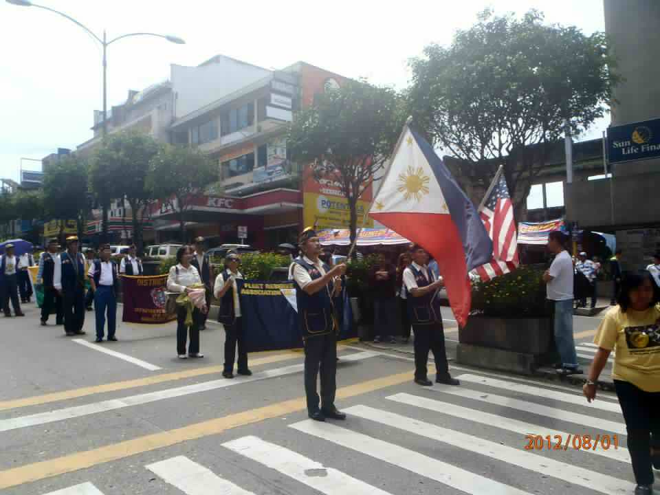 BAGUIO DAY CELEBRATION  Fleet Reserve Association  NW Region
