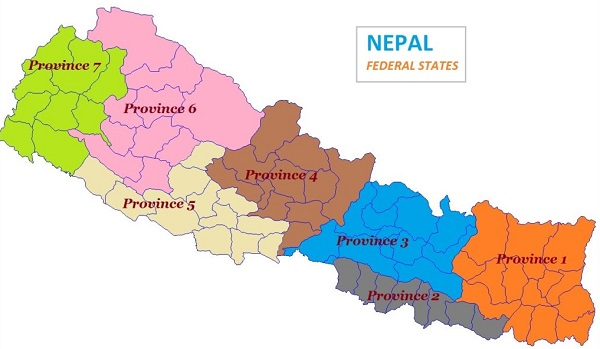 nepal federal system